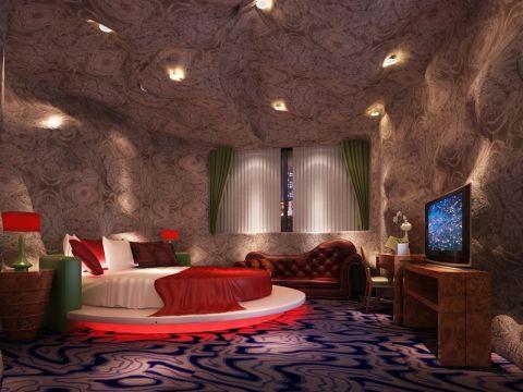 40万主题宾馆装修效果图