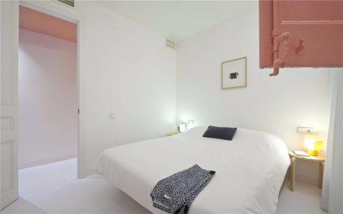卧室橱柜北欧风格装潢设计图片