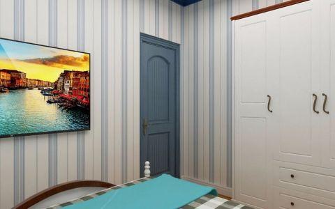 卧室细节地中海风格装修设计图片