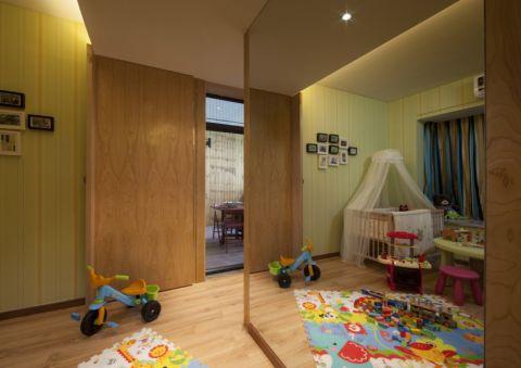儿童房门厅欧式风格装潢图片