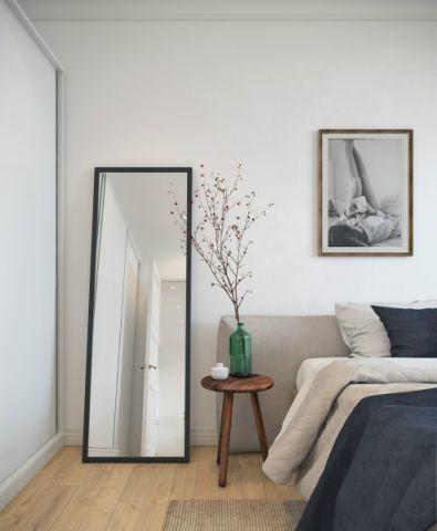 卧室细节北欧风格装修效果图