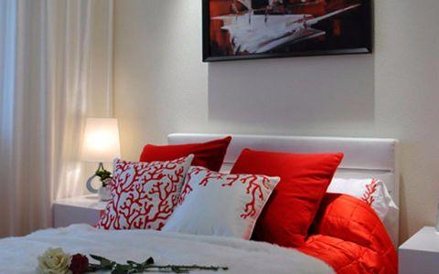 紫荆花苑80平现代简约风格二居室装修效果图