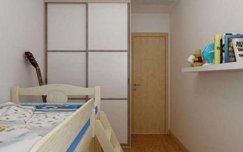 儿童房走廊简约风格装潢设计图片