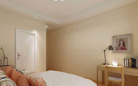 卧室细节现代简约风格装饰设计图片