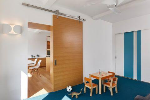 时尚创意现代风格儿童房装修效果图_土拨鼠2017装修图片大全