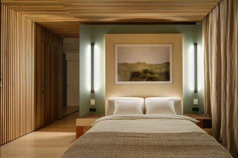 充满活力现代风格卧室装修效果图_土拨鼠2017装修图片大全
