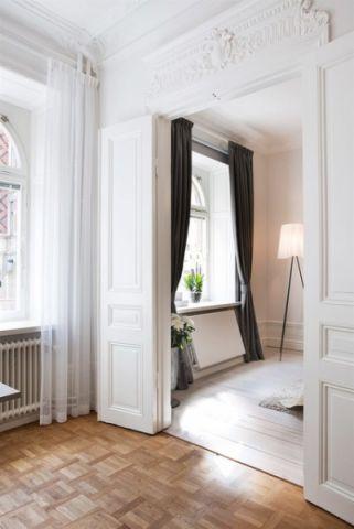 客厅简欧风格装潢设计图片