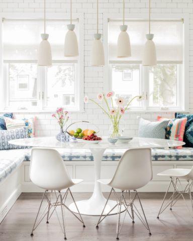 餐厅窗台现代风格装饰效果图
