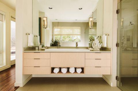 卫生间榻榻米现代风格装饰设计图片