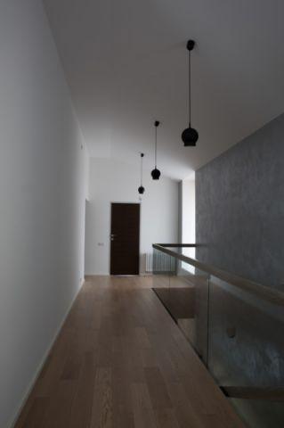 走廊混搭风格装饰设计图片