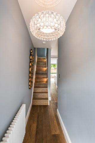 潮流个性现代风格走廊装修效果图_土拨鼠2017装修图片大全