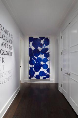 个性休闲现代风格走廊装修效果图_土拨鼠2017装修图片大全