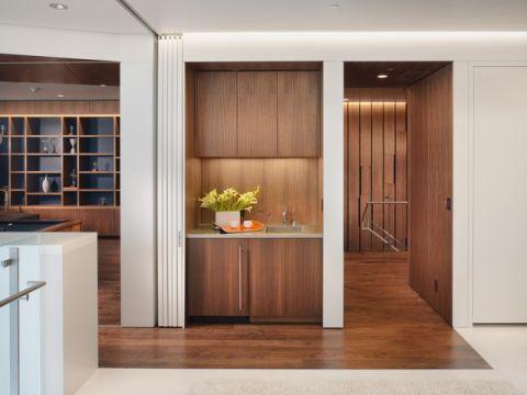 2018现代90平米效果图 2018现代四合院装饰设计