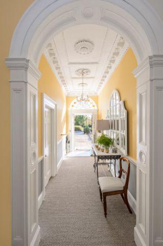 2018美式120平米装修效果图片 2018美式四居室装修图