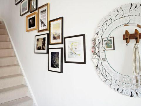 浪漫迷人混搭风格卧室装修效果图_土拨鼠2017装修图片大全