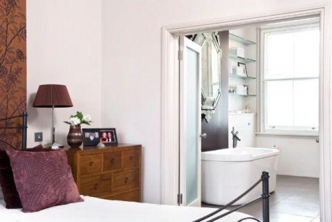 卫生间门厅现代风格装饰设计图片