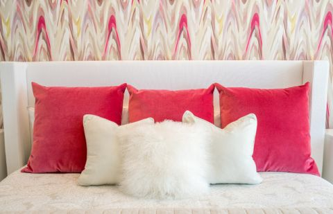 卧室细节现代风格装修图片