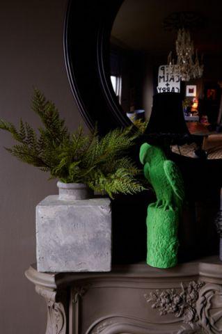 客厅细节混搭风格装饰图片