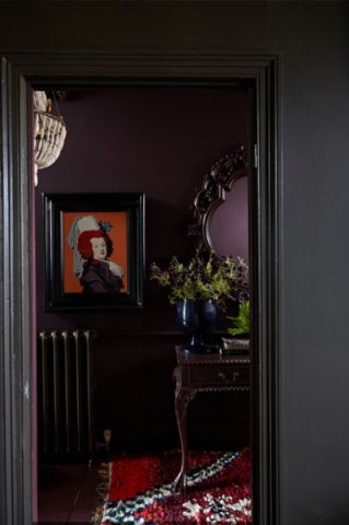 卧室走廊混搭风格装修效果图