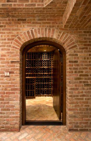 外景酒窖美式风格装修设计图片