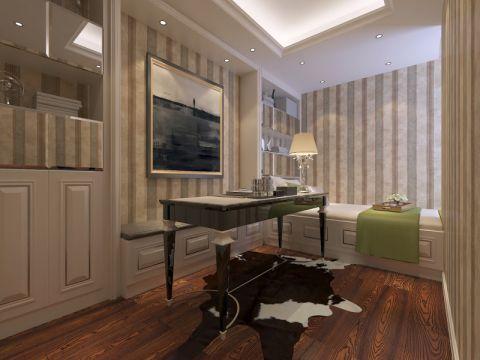 卧室细节新古典风格装饰设计图片