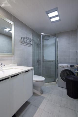 卫生间细节欧式风格装饰设计图片