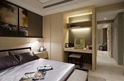 卧室梳妆台现代简约风格装饰设计图片