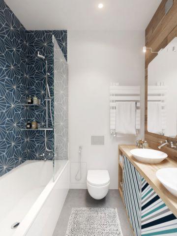卫生间细节北欧风格装潢效果图