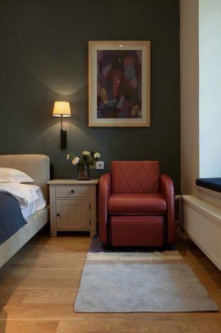 卧室细节简约风格装潢效果图