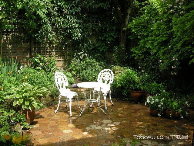 时尚创意简欧风格花园阳台装修效果图