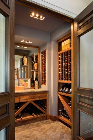 客厅白色细节美式风格装修图片