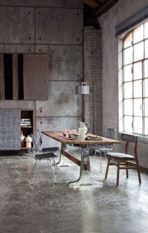品质生活混搭风格餐厅装修效果图_土拨鼠2017装修图片大全