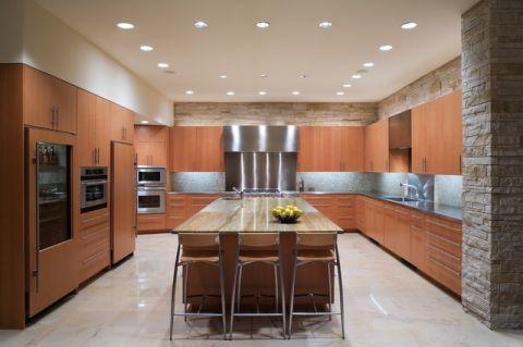 厨房灯具现代风格装潢效果图
