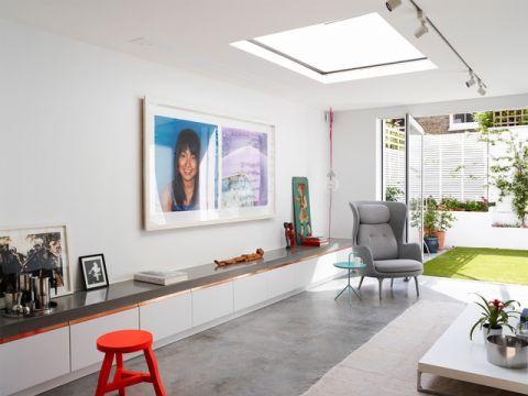2018现代80平米设计图片 2018现代庭院装修效果图大全