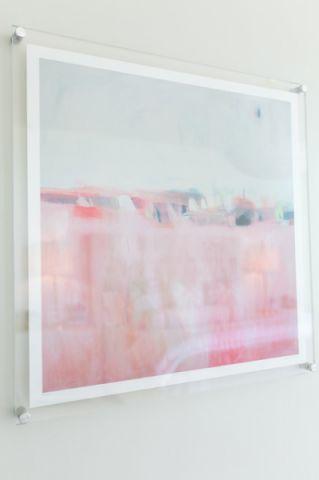 客厅照片墙现代风格装修设计图片