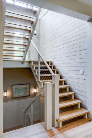 卧室楼梯现代风格装饰效果图