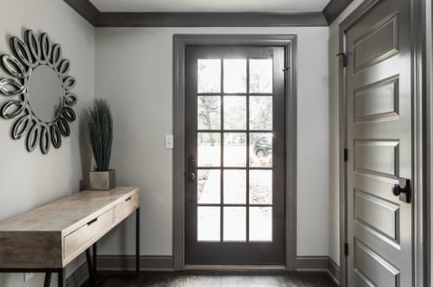 玄关门厅现代风格装修图片