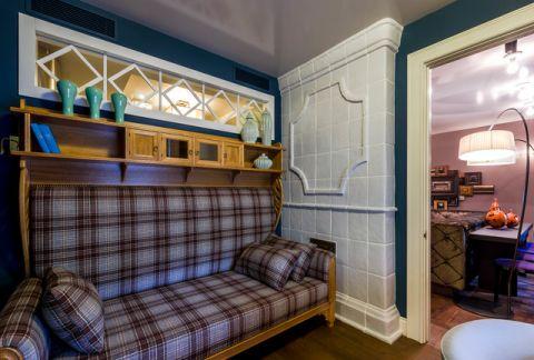 客厅隔断现代风格装饰效果图