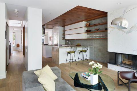 客厅隔断现代风格效果图