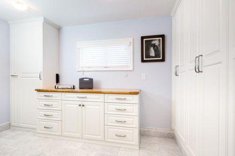 卫生间橱柜美式风格装修设计图片