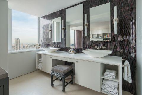 2018现代100平米图片 2018现代四居室装修图