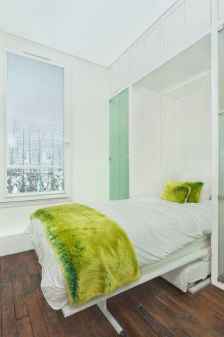 卧室榻榻米现代风格装修效果图