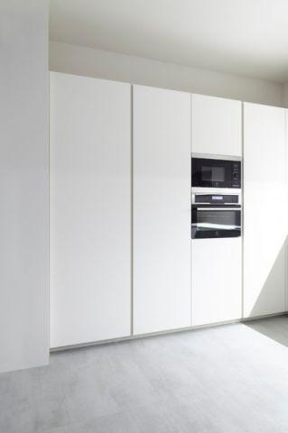厨房背景墙现代风格装潢效果图