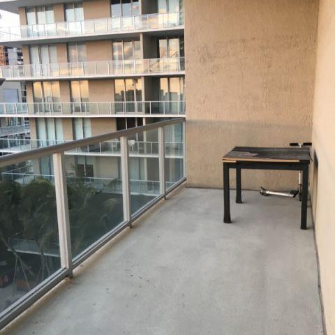 阳台走廊混搭风格装潢图片