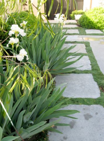 花园细节混搭风格装潢效果图