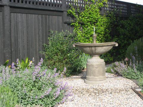 花园细节混搭风格装潢图片