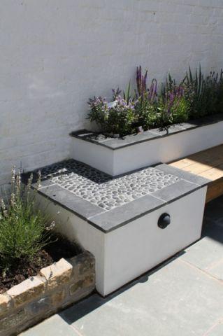 花园背景墙现代风格装修效果图
