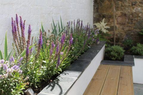 花园走廊现代风格装饰效果图