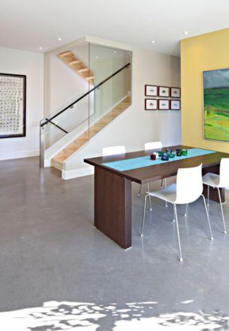 餐厅楼梯现代风格装饰效果图