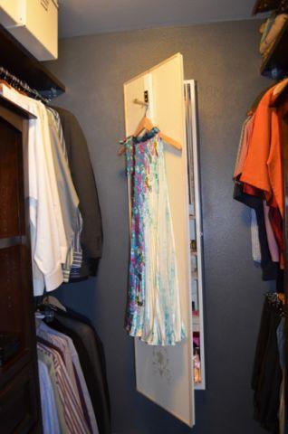 卧室橱柜混搭风格装饰图片